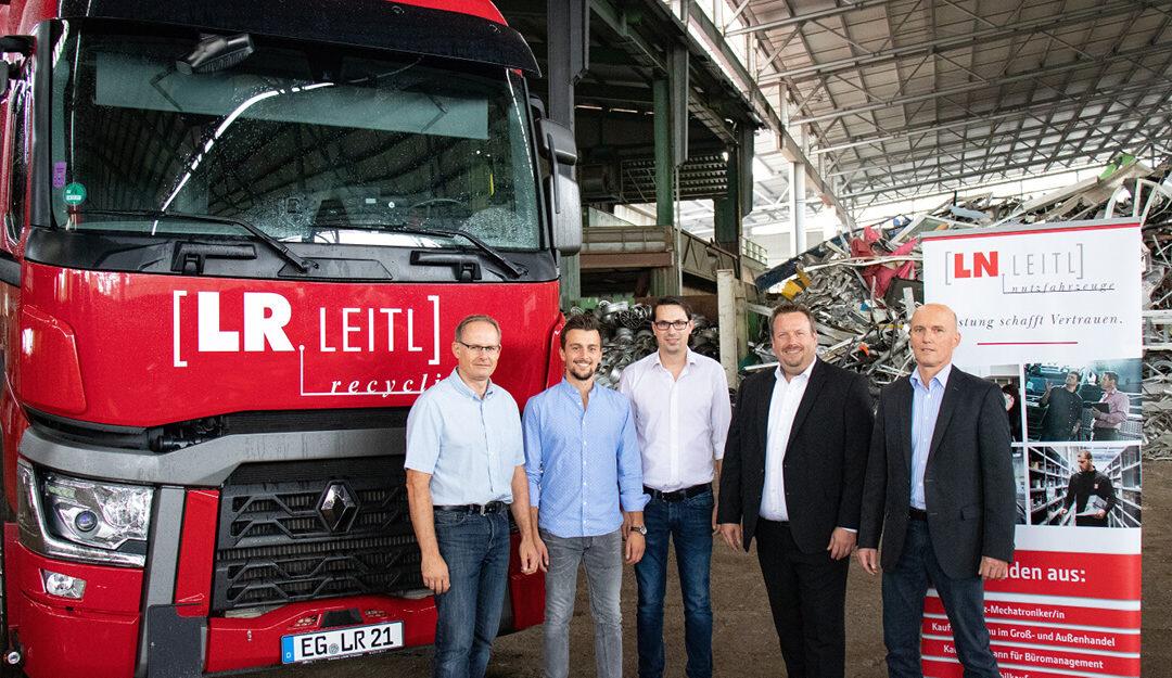 Kooperation FIRMENGRUPPE-LEITL mit der easysub GmbH
